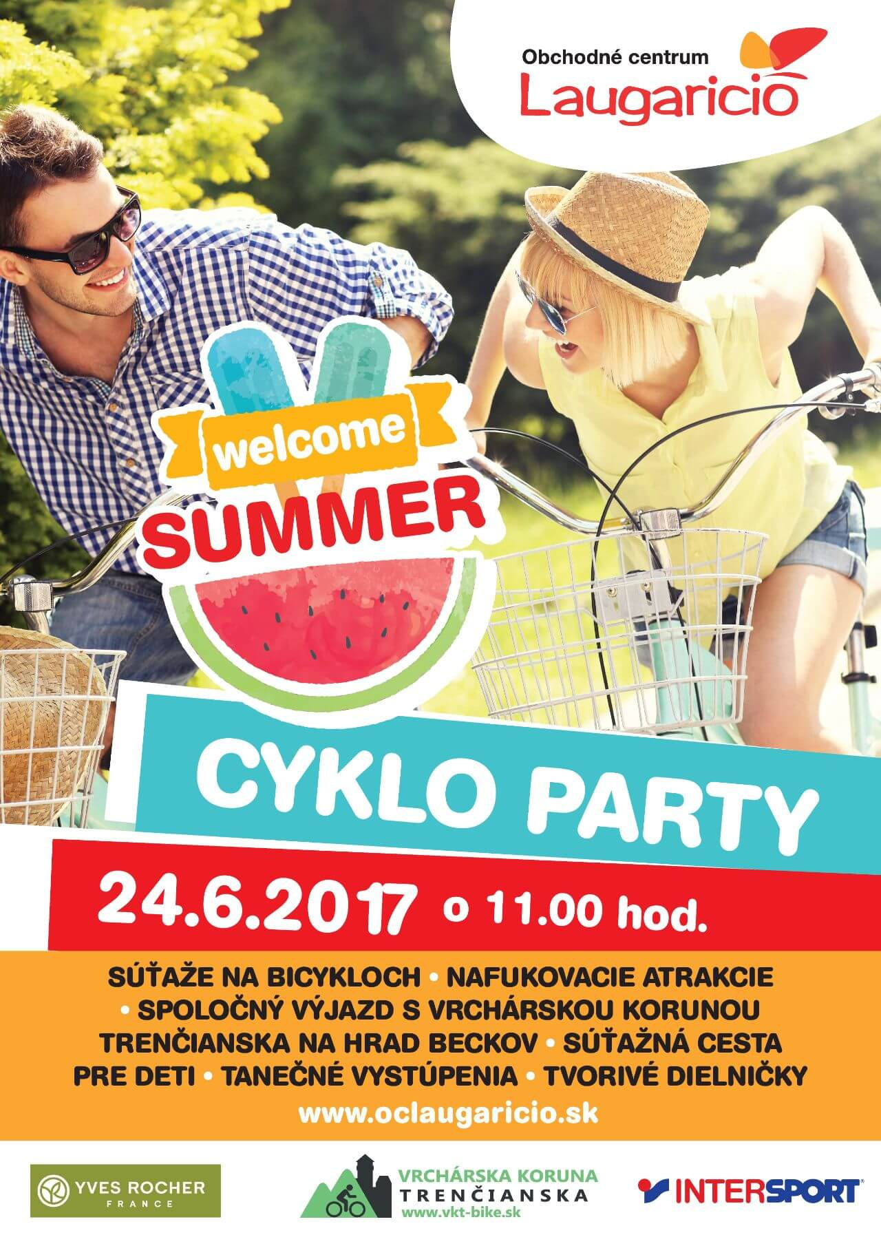 Welcome Summer Cyklo Party